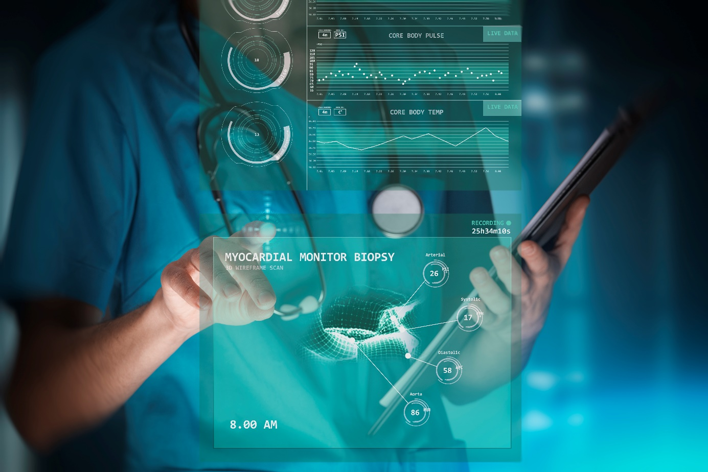 Digital Transformation in the NHS