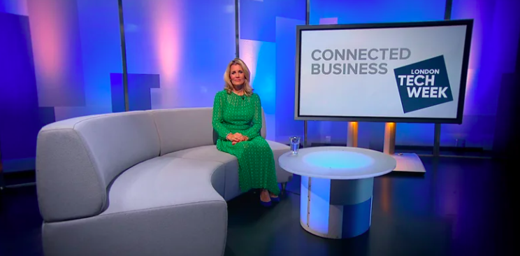 """Connected Business"" from ITN Productions and London Tech Week"